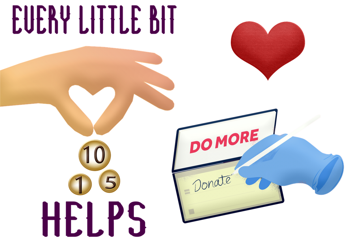 donate the book academy